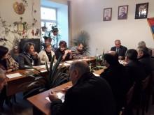 Կայացել է ՀՀԿ Գյումրի-2 շրջանային կազմակերպության խորհրդի հաշվետու նիստը