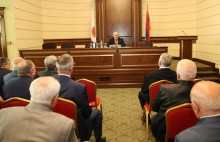 Session of the Elderly Council of the RPA took place