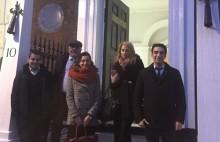 Представитель Молодежной организации РПА принял участие в обсуждении по Арцахской проблеме в Лондоне
