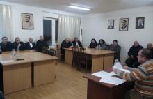 Կայացել է ՀՀԿ Կապանի շրջանային կազմակերպության խորհրդի նիստը