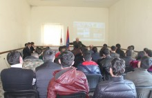 A Discussion Dedicated to the 30th Anniversary of Artsakh Movement