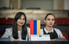 The forumof the EPP youth organization was held with the participation of the Youth Organization of the Republican Party of Armenia
