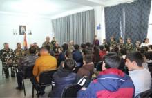 Семинар и праздничное мероприятие: 30-летию Арцахского движения посвящается