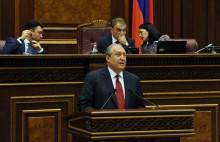 ՀՀԿ առաջադրած թեկնածու Արմեն Սարգսյանն ընտրվեց ՀՀ 4-րդ նախագահ