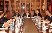Председатели Советов Ереванских территориальных организаций РПА представили отчет о деятельности в 2017 году