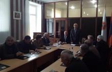 Տեղի է ունեցել ՀՀԿ Շիրակի տարածքային կազմակերպության խորհրդի նիստը