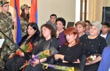 Мемориальный вечер, посвященный 30-летию Арцахского движения