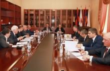 Մարզերի տասը ՀՀԿ տարածքային կազմակերպությունների խորհուրդների նախագահները հաշվետվություններ են ներկայացրել ՀՀԿ Գործադիր մարմնին