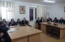 Կայացել է ՀՀԿ Սյունիքի տարածքային կազմակերպության խորհրդի նիստը