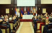 RA National Assembly Faction of the RPA will officially nominate the candidacy of Serzh Sargsyan