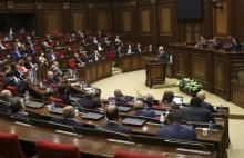 Серж Саргсян был избран премьер-министром Армении