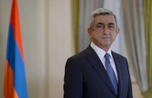 RPA Chairman Serzh Sargsyan left the post of the Prime Minister of Armenia