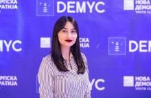 Член Молодежной организации РПА была избрана первым заместителем председателя DEMYC