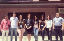 Члены Молодежной организации РПА приняли участие в «Школе политической организации и избирательной кампании», организованной НДИ