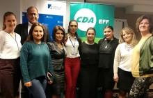 Политическое лидерство для женщин. Члены Молодежной организации РПА приняли участие в еще одном тренинге