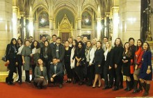 Final Stage of Young Leaders' School was Held in Budapest