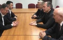 Էդուարդ Շարմազանովն ու Արտակ Զաքարյանը հանդիպել են ՌԴ Պետդումայի պատվիրակությանը