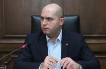 «Օգնենք մեր սիրելի վարչապետին».Արմեն Աշոտյան