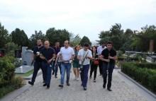Եռաբլուր այցելությամբ մեկնարկեց #ԵԿԴիլիջան երիտասարդական ֆորումը