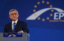 Սերժ Սարգսյանը մեկնել է Խորվաթիա՝ մասնակցելու ԵԺԿ համագումարին և գագաթնաժողովին