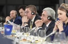 Սերժ Սարգսյանը Զագրեբում մասնակցել է ԵԺԿ գագաթնաժողովին