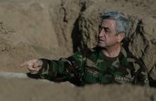 ՀՀ նախագահ, Զինված ուժերի Գերագույն գլխավոր հրամանատարն իր գործողություններում հաշվարկում էր ամեն վայրկյանը` ռազմական և դիվանագիտական ճակատներում հապաղել չէր կարելի