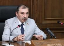 ԱԺ ՀՀԿ խմբակցության անդամ Հայկ Բաբուխանյանի ասուլիսը խորհրդարանում