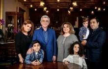 Սերժ Սարգսյանը ծննդյան օրը նշում է տանը` ընտանիքի անդամների հետ