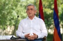 Вступительное слово третьего Президента РА Сержа Саргсяна на заседании следственной Комиссии НС по расследованию обстоятельств военных действий, произошедших в апреле 2016г.