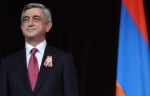 Congratulatory Message by Third President of the Republic of Armenia Serzh Sargsyan on Armenia's Independence Day