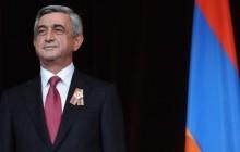 Поздравительное послание третьего Президента РА Сержа Саргсяна по случаю Дня Независимости