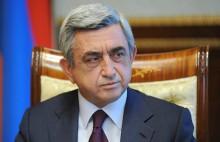 Офис третьего Президента РА продолжает получать соболезнования на имя Президента Саргсяна