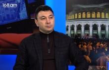 Ձեզ պետք են ուժեղ ցնցումներ, իսկ մեզ պետք է ազգային ու անցնցում Հայաստան. Շարմազանով