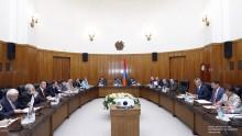 Քննարկվել են Հայաստանի անկախության 21-ամյակին նվիրված տոնական միջոցառումների կազմակերպմանն առնչվող հարցեր