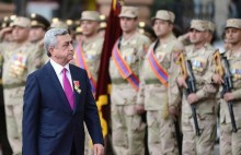 Message by Third President of the Republic of Armenia Serzh Sargsyan on the occasion of Army Day