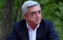 ՀՀ երրորդ նախագահ Սերժ Սարգսյանը խորին շնորհակալություն է հայտնում
