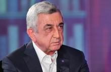 Մենք դեմ ենք նոր պատերազմին. մենք հո խելագար չե՞նք. Սերժ Սարգսյան