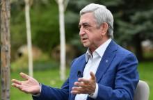 Այս տարվա վերջին տեղի է ունենալու ՀՀԿ համագումարը. Սերժ Սարգսյան