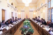 ՀԱՊԿ անդամ պետությունների խորհրդարանների պաշտպանության եւ անվտանգության մշտական հանձնաժողովների նախագահների Համակարգող խորհրդակցության նիստում