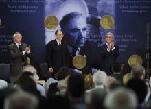 Նախագահ Սերժ Սարգսյանը մասնակցել է Վիկտոր Համբարձումյանի անվան միջազգային մրցանակի հանձնման արարողությանը