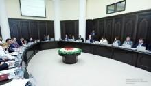 Կառավարությունը հավանություն է տվել 2013 թ. պետբյուջեի նախագծին