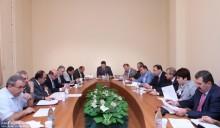 ԱԺ մշտական հանձնաժողովների նիստերում