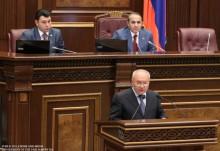 ԱԺ պատգամավորները քննարկեցին Վարդան Օսկանյանին որպես մեղադրյալ ներգրավելու համաձայնություն տալու մասին միջնորդագիրը