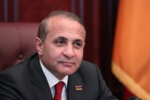 RA NA President Hovik Abrahamyan Congratulated the Renowned Scientist Grigor Gurzadyan on His 90th Birthday Anniversary