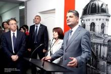 Երևանում բացվել է «Ալիանս Ֆրանսեզ»-ի նոր մասնաշենքը