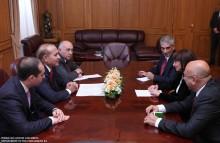 ՀՀ ԱԺ նախագահ Հովիկ Աբրահամյանն ընդունեց ՀՀ-ում ՄԱԿ-ի մշտական համակարգողին