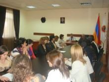 ՀՀԿ Արաբկիրի տարածքային կազմակերպության թիվ 1 սկզբնական կազմակերպության ժողով
