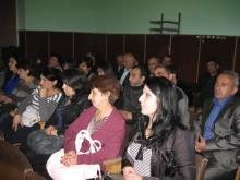 ՀՀԿ Տավուշի տարածքային կազմակերպության ՀՀԿ Բերդի շրջանային կազմակերպության Բերդ-3 սկզբնական կազմակերպության ժողով
