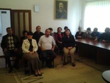 Տեղի ունեցավ ՀՀԿ Բաղրամյանի սկզբնական կազմակերպության ժողով