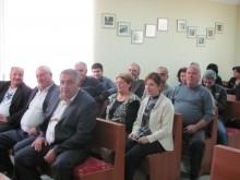 Տեղի ունեցավ ՀՀԿ Արմավիրի շրջանային կազմակերպության «Սարդարապատ» սկզբնական կազմակերպության ժողով